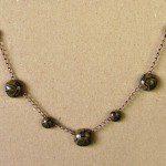 náhrdelník fimo kolekce etno