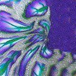 náhrdelník kolekce paví oko