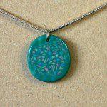 polymer náhrdelník