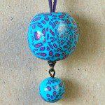 náhrdelník z polymeru
