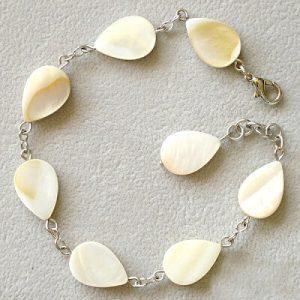 naramek prirodni perlet