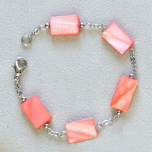 naramek cervena perlet