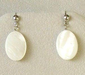 nausnice perlet ovalky